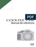 Manual Portugues Nikon p530