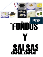Fondos y Salsas 3