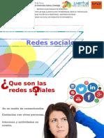 Charla de Redes Sociales