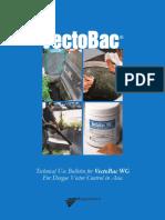 Vectobac Sup Sup Wg Technical Use Bulletin Dengue Vector Control Asia