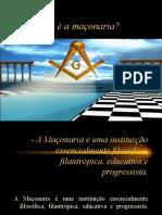 Loja Maçônica Fraternidade Walter Miguel Nr 2880