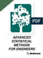 Advanced Statistics Manual PDF