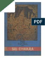 Tantra of Sri-Chakra