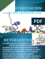 Intoxicacion Con Detergentes Expo