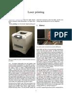 Laser Printmaking