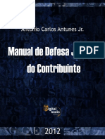 Manual de Defesa Judicial Do Co - Antonio Carlos Antunes Jr