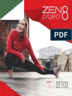 Jeunesse Zen Project 8 Detox Food