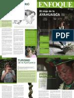 Revista Enfoque - Ayahuasca