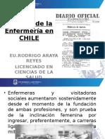 3.- Historia de La Enfermeria en Chile