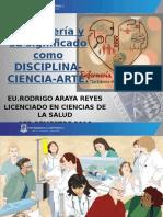 4.- Enfermeria Como Disciplina Ciencia y Arte