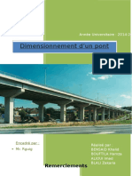 Conception Pont