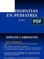 Cardiopatias pediatricas