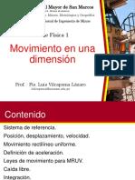 2.- Minas Movimiento 1D 2016-1