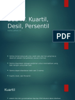 Bab IV. Kuartil, Desil, & Peresentil
