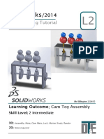 7. Solidworks Tutorial - Cam Toy