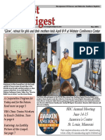 Baptist Digest May 2016