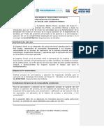 Comunicado de Convocatoria, Red Unidos, La Apartada.