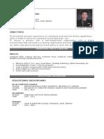 Onel Resume