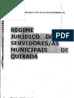Regime Juridico