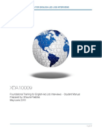 xda10009 student handout final pdf