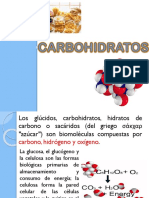 clase u carbohidratos