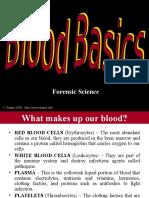 blood basics notes