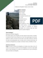 Análisis de Fotografía - Tres conceptos