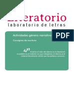 Coaching Literario - Gen Narr 1 - Éxtasis