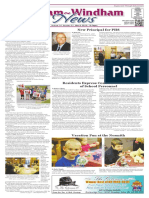 Pelham~Windham News 5-6-2016