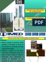 Presentación fundações IMED RONALD VERA GALLEGOS