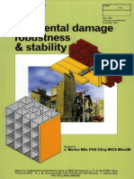 Structure Damage Robustness Stability