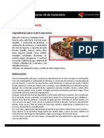 La Pera Limonera Semana 47 - año 2013