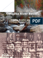 catawba river basin powerpoint project