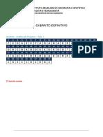 Ibge Analista Gabarito Definitivo
