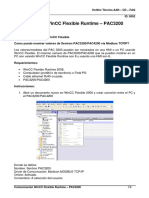 Comunicacion WinCC Flexible - PAC3200