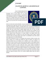 FBI Ufo Actualización de Archivos