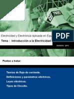01 Introducción a La Electricidad