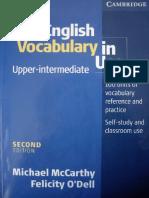 Cambridge - English Vocabulary in Use (Upper-Intermedate) (2nd Ed).pdf