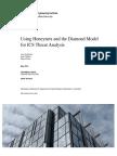 Using Honeynets and the Diamond Model for ICS Threat Analysis
