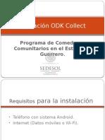 Aplicación ODK Collect.pptx