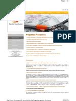 Registro de Empresas Factoring
