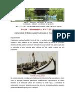 Embarcações Tradicionais