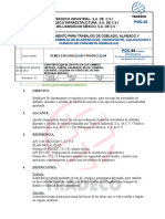 04 Procedimiento Para Trabajos de Doblado, Alineado y Soldado.