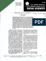 Milgram 1963. Behavioral Study of Obedience
