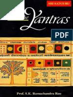Rao S K Ramachandra Yantras 69p