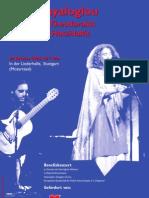 Aliki Kayaloglou singt Mikis Theodorakis und Manos Hatzidakis