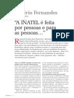 Entrevista Rogério Fernandes