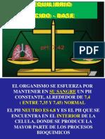 Acidosis Alcalosis