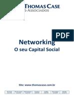 Networking (O Seu Capital Social) - TCA