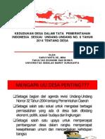 Presentasi Kedudukan Desa dlam UU Desa [Compatibility Mode].pdf